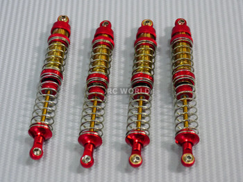AXIAL SCX10 JEEP HONCHO METAL SUSPENSION SHOCKS DUAL