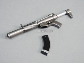 1/8 Suppress SUB MACHINE GUN All Metal Weapon