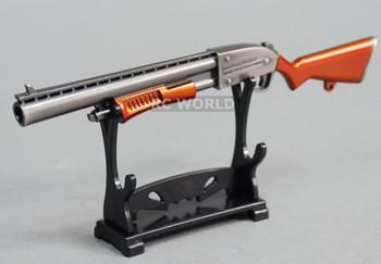 1/8 PUMP SHOTGUN Wood Gun Stock GUN  Metal  Weapon