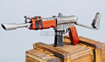 1/8 BURST ASSAULT RIFLE Metal GUN  Weapon