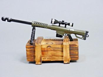 1/8 HEAVY SNIPER RIFLE Metal GUN Weapon