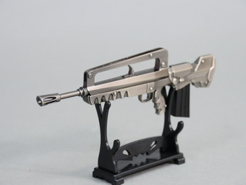 1/8 BURST ASSAULT RIFLE GUN  Metal GUN  Weapon