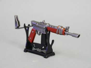 1/8 AK47 ASSAULT RIFLE Gun Scale  Weapon