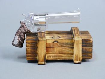1/6  REVOLVER PISTOL GUN Metal Scale Weapon