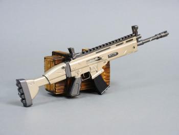1/6 SCAR Automatic Assault Rifle Model