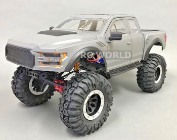 Traxxas TRX-4 Hard Body Ford Raptor