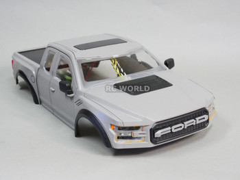 RC Scale Truck Body FORD RAPTOR