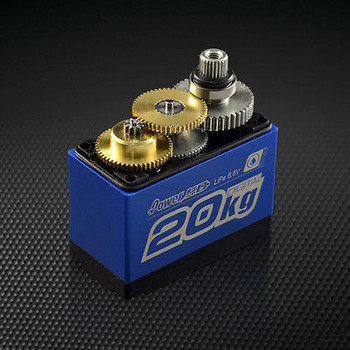 DIGITAL SERVO 20KG For RC Trucks + METAL HORN