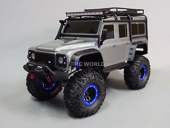 RC Rock Crawler w/ 2.2 Beadlock wheels.