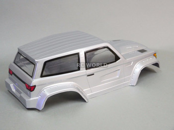 For Axial SCX10 II TRUCK BODY SHELL -Painted- BLUE