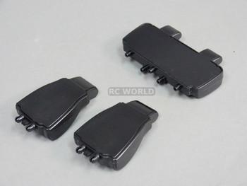 RC Scale 1/10 JEEP WRANGLER RUBICON Hard Body - BUCKET SEATS -