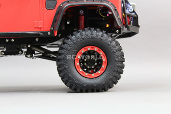 RC 1/10 Scale Truck FENDERS FLARES For D90, Jeeps, Crawlers, For Axial SCX10