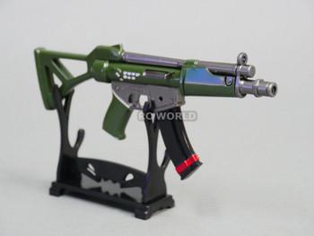 1/8 Scale  Heckler & Koch SUB MACHINE GUN All Metal Weapon