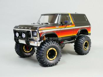 RC Truck Traxxas Ford Bronco