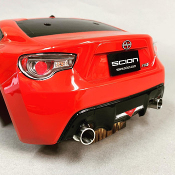 RC 1/10 Dummy Exhaust System.