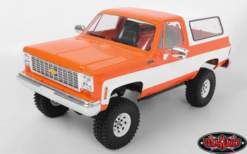 RC4WD Chevrolet Blazer K5 Hard Body Orange