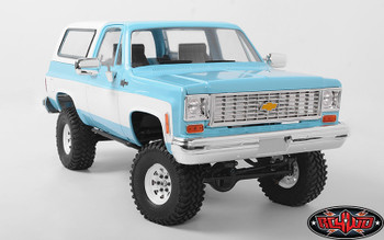 RC4WD Chevrolet Blazer K5 Hard Body Blue