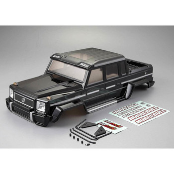KillerBody HORRIBULL RC Truck Body Shell BLACK