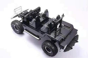 1/10 RC Land Rover Defender 110 Interior Kit