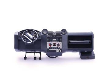 Traxxas Defender Interior Dashboard with turn  signals