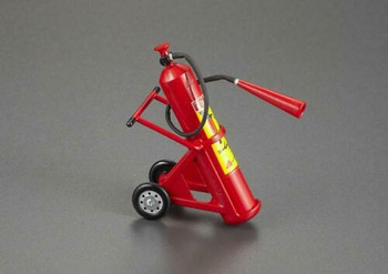 rc scale garage Fire Extinguisher