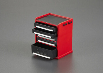 RC 1/10 Scale Garage TOOL CABINET