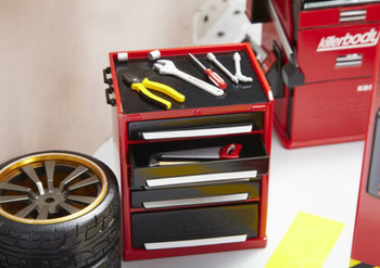 scale garage tools