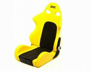 rc scale racing yellow seat