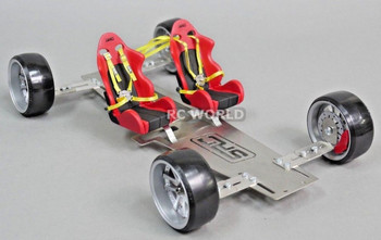 1/10 RC Scale DISPLAY CHASSIS For RC CAR BODIES