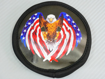 1/10 Scale Truck TIRE Spare WHEEL COVER American Eagle 115 mm