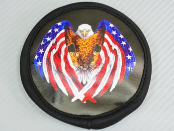 1/10 Scale Truck TIRE Spare WHEEL COVER American Eagle 115 mm