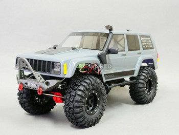 Axial RC Jeep Cherokee Scale Truck SNORKEL