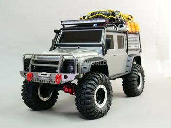 Traxxas TRX-4 DEFENDER METAL Front Bumper