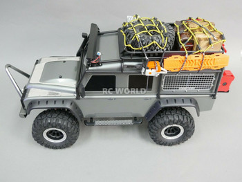 Traxxas TRX-4 Defender rock sliders