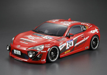 1/10 Toyota 86 BRZ Scion FRS Racing Decals Sticker Sheet