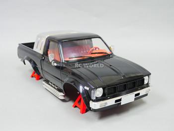 1/10 Toyota Pickup Truck Hard Body Shell Bruiser
