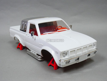 Tamiya bruiser replacement body White