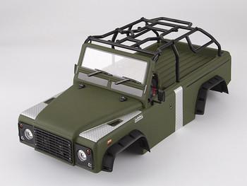 RC Truck Body Shell 1/10 MARAUDER