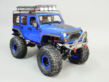 RC Custom Jeeps
