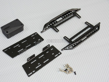 axial jeep side step