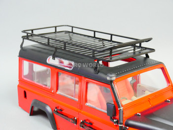 Defender 110 hard body roof rack