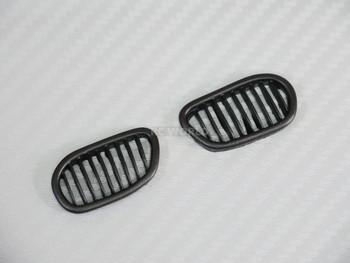 RC Scale 1/10 BMW Kidney Front GRILLE Left + Right
