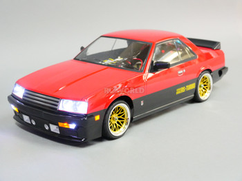 Tamiya 1/10 RC Car NISSAN SKYLINE R31 Rs Turbo W/ LED Light