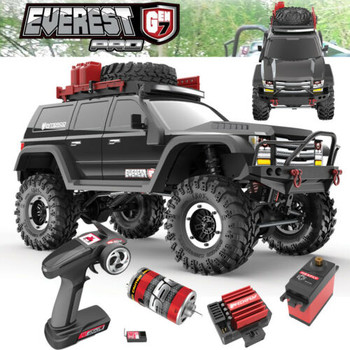 Redcat Gen7 Everest Pro  RTR Black Ready To Run