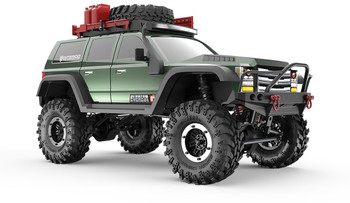 Redcat Gen7 Everest Pro 1/10 4WD Rock Crawler RTR Green