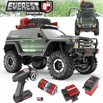 Redcat Gen7 Everest Pro  RTR Green Ready To Run
