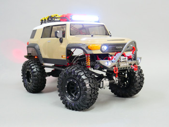 HPI RC Venture FJ Cruiser 2.2 Expedition RTR