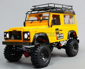 RC 1/10 Land Rover DEFENDER 90 Camel Trophy 8.4V