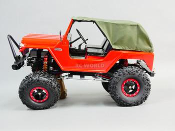 RC 1/10 Jeep Wrangler Big Bore Shocks
