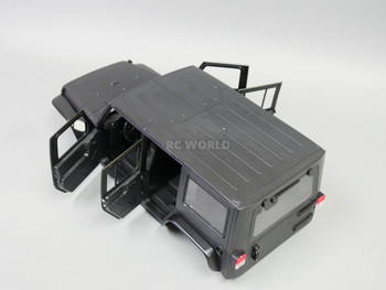 rc scale jeep body